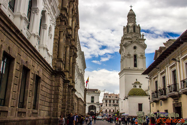Free Walking Tour em Quito-20